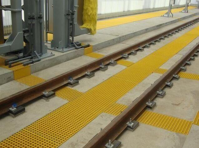 rail grating